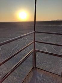 Nazca Lines Sunset-Peru