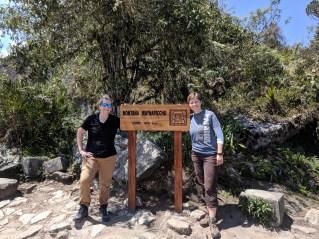 Conquering Wanna Picchu-Aguas Calientes, Peru
