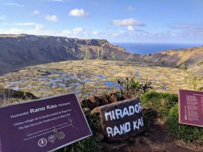 Rano Kau- Ahu Nao-Nao-Anakena Beach Rapa Nui (Easter Island)