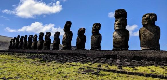 Ahu Tongariki-Rapa Nui (Easter Island)