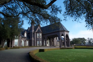 'The Castle' or Ledson Winery & Vineyards
