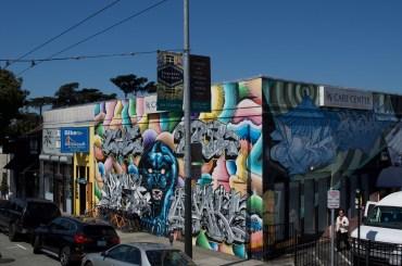 Haight and Ashbury, San Francisco
