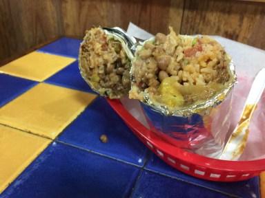 Burrito in the Mission