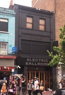 Electric Ballroom, Camden