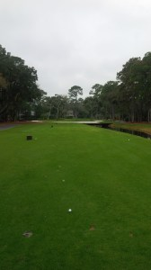 I found each of the four par 3 holes to be unique, memorable, and great golf holes.