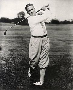 Famously, Bobby Jones wasn't much of a range rat during the off-season; he dusted off his clubs each spring, and proceeded to conquer the World.