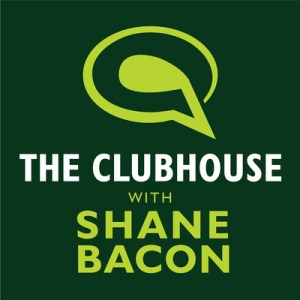 The Clubhouse with Shane Bacon is a golf podcast under the Fox Sports umbrella, hosted by Shane Bacon.