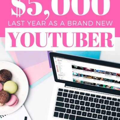 How I Made $5,000 with My Brand New Youtube Channel