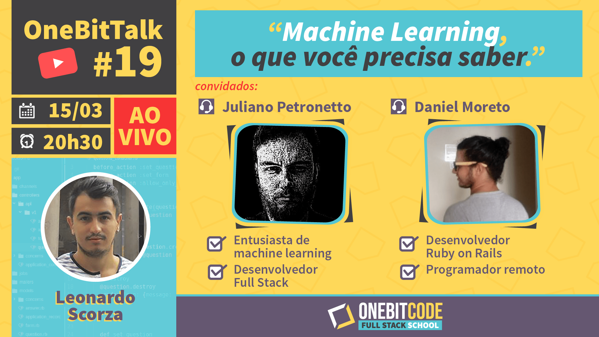 Talk sobre Machine Learning