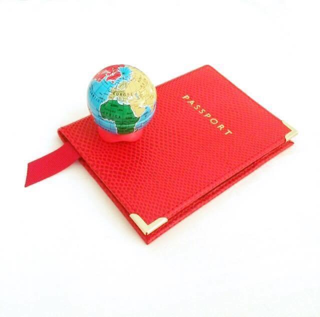 Travelling, Passport Ready