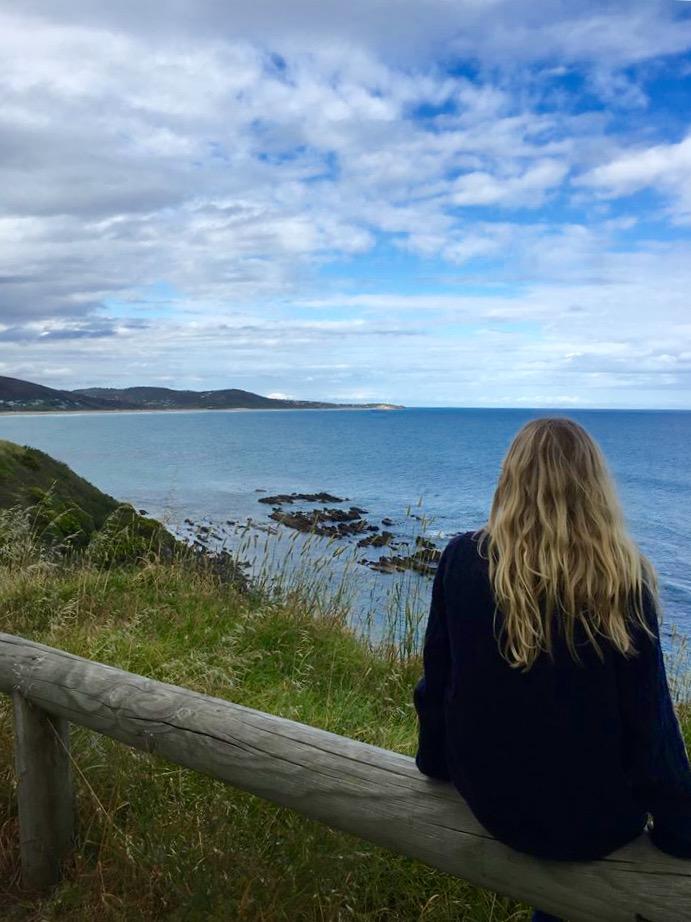 Views along the Great Ocean Road, Australia