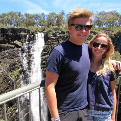 Chasing Waterfalls, Australia