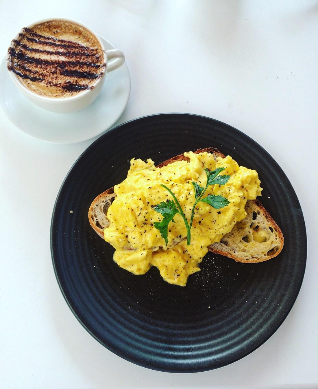 Breakfast in Bellingen, Australia