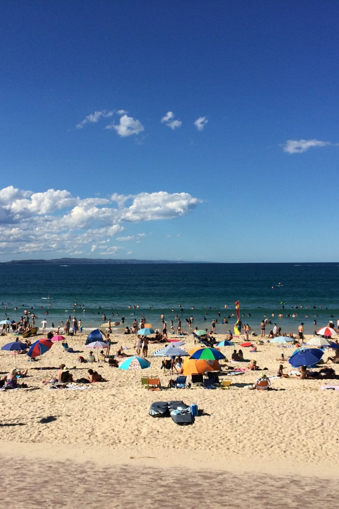 Beach Days in Noosa, Australia