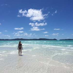 Whitehaven Beach, The Whitsundays Australia