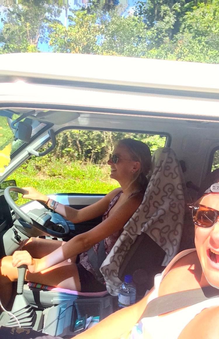 Road Trip to Millaa Millaa