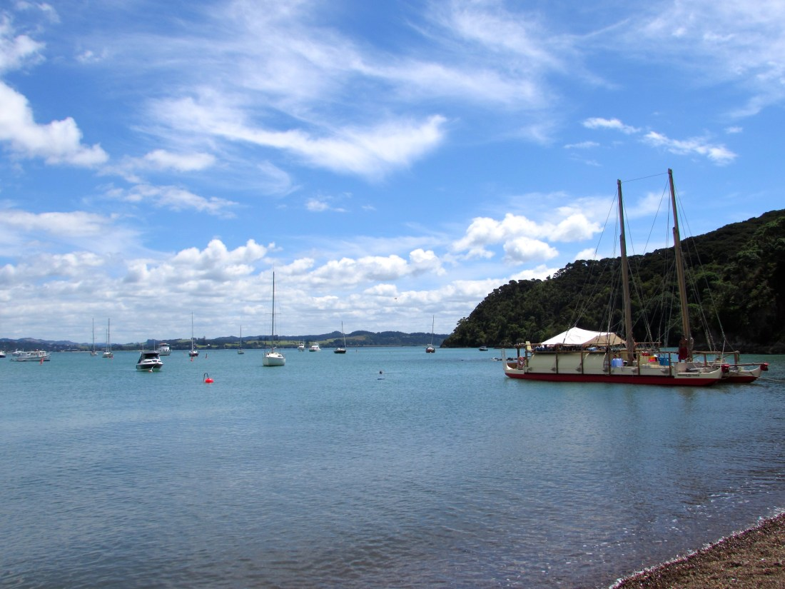 Russell, New Zealand