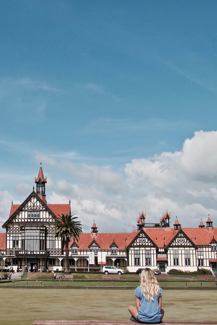 What to do and see in Rotorua, New Zealand