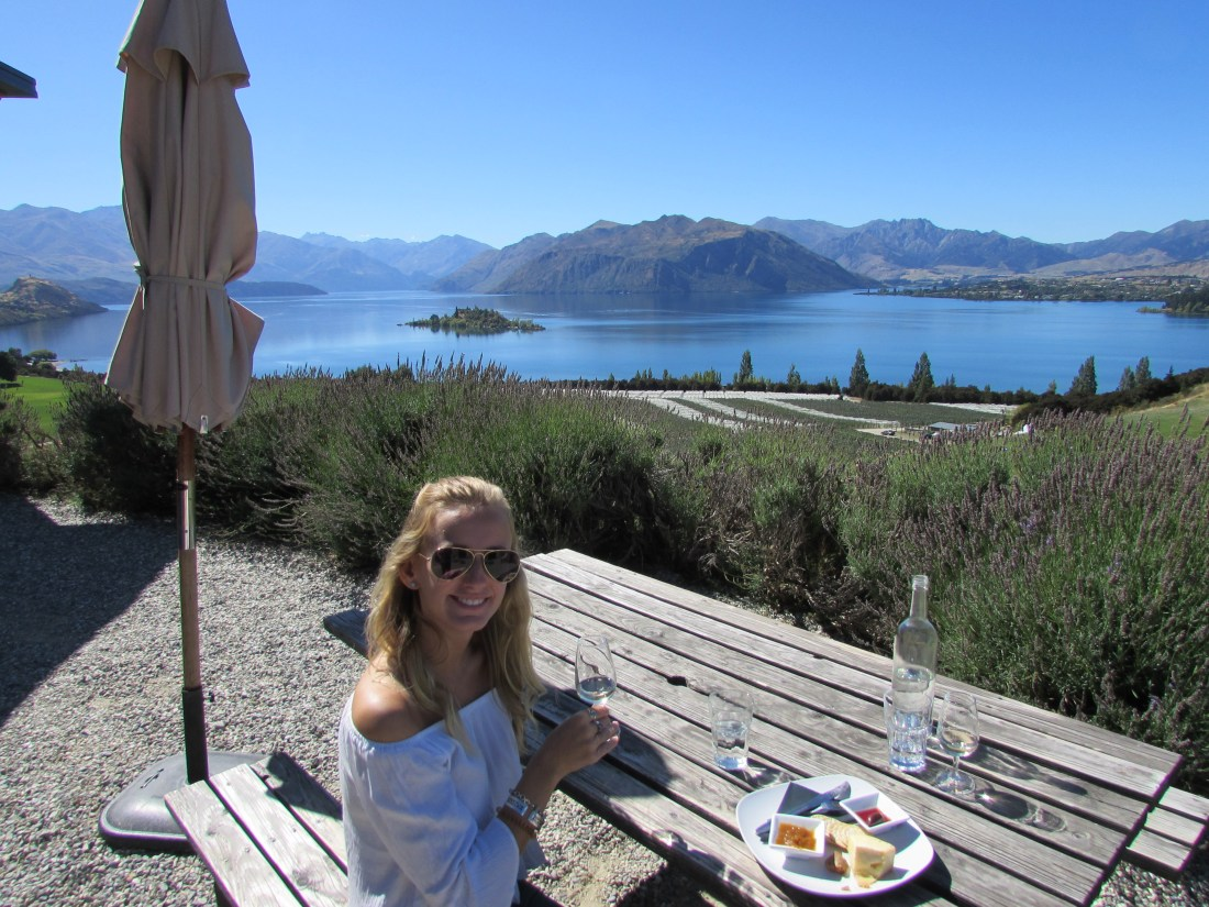 Rippon Winery Dining, New Zealand
