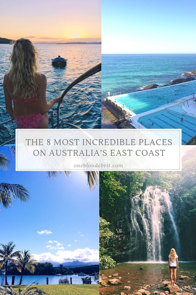 The 8 Most Incredible Places on Australia's East Coast
