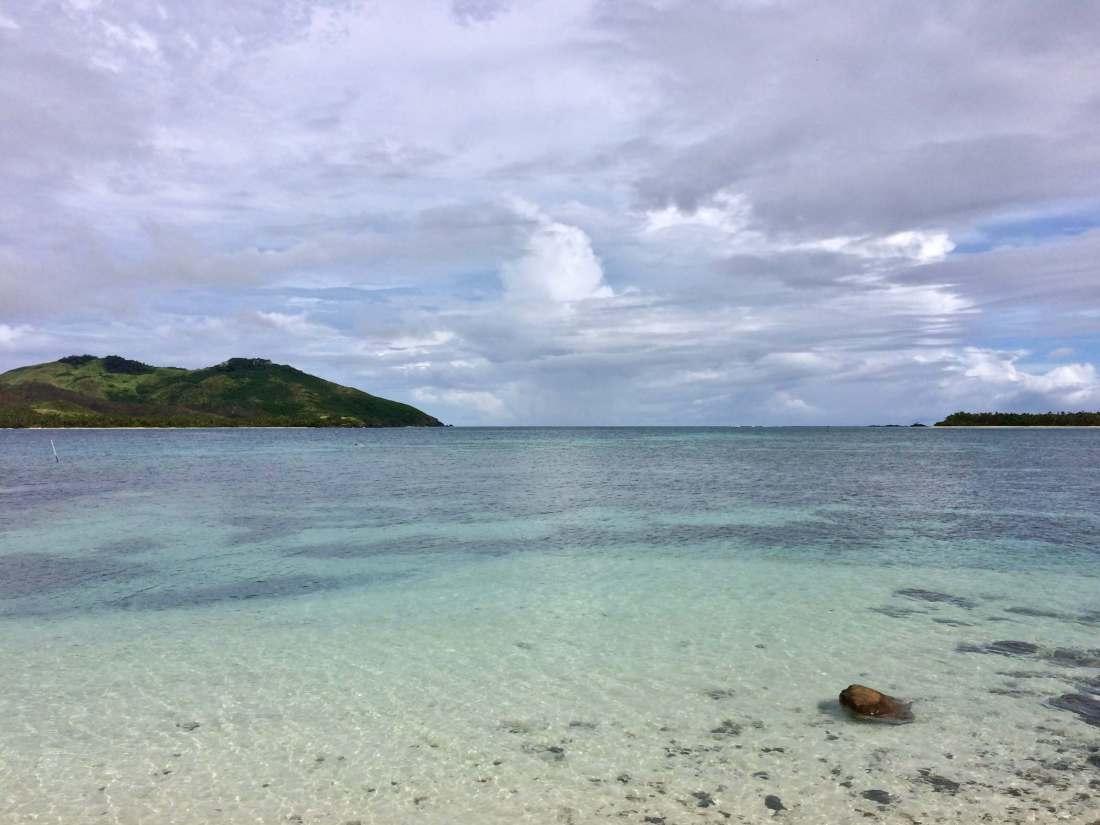 Beach View Yasawas Fiji