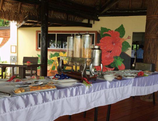 Breakfast Buffet Fiji Restaurant