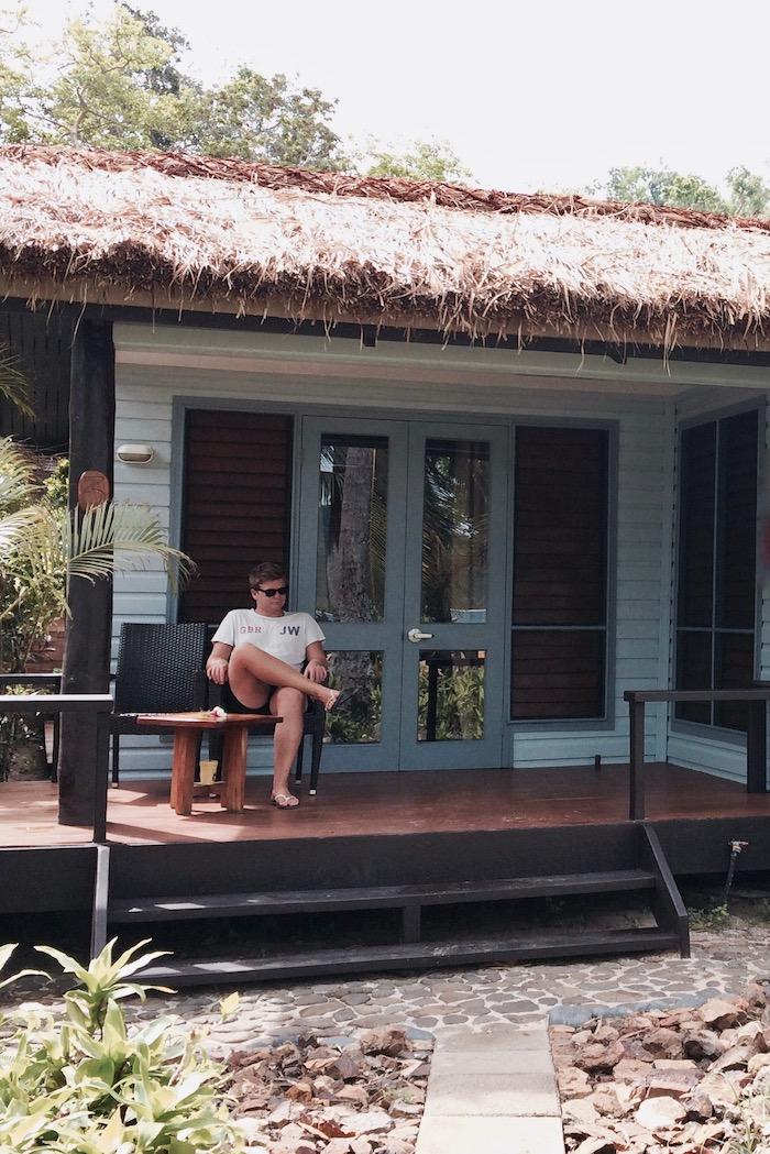 Nanuya Island Resort in Fiji