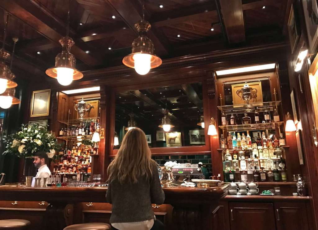 Best bars in London Ralph Lauren Coffee and Bar London