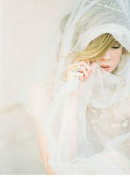 Morrocan head wrap veil