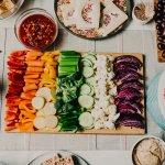 Rainbow First Birthday With Ikea One Brass Fox