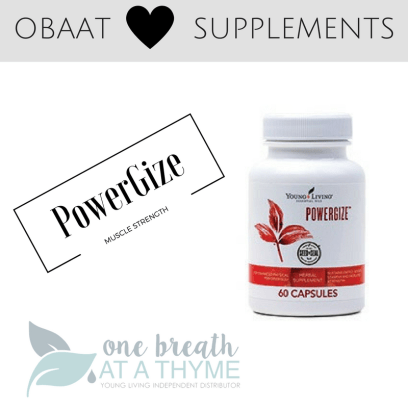 OBAAT Loves Supplements PowerGize