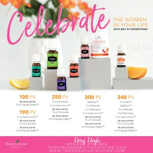 It's Gonna Be May! (Promos and Incentives)