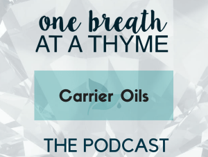 All About Carrier Oils (#08)
