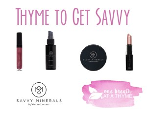 Thyme to Get Savvy