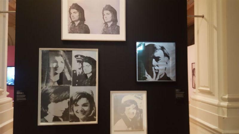 Jackie Kennedy by Andy Warhol
