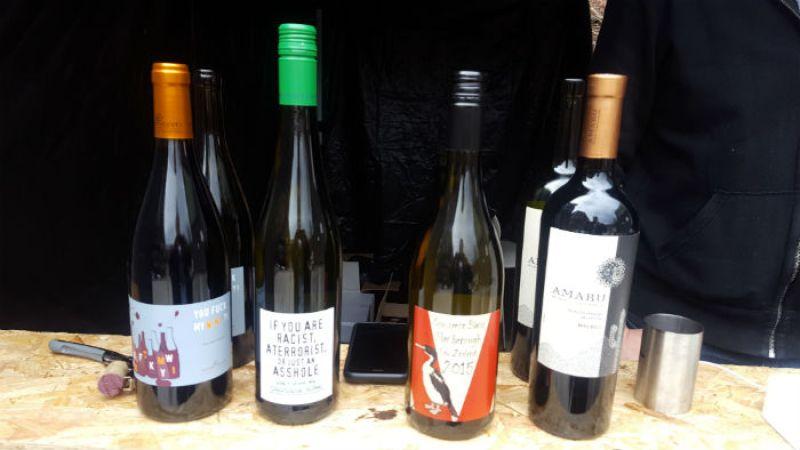 Loki Wine Bottles
