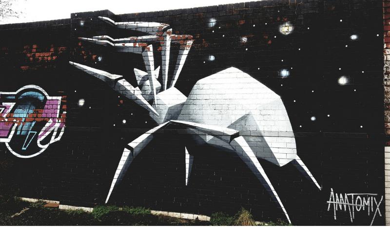 Annatomix Spider