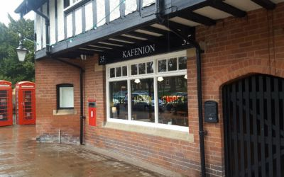 Kafenion: Bournville's Hot New Coffee Shop