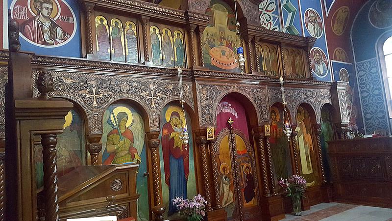Lazarica altar
