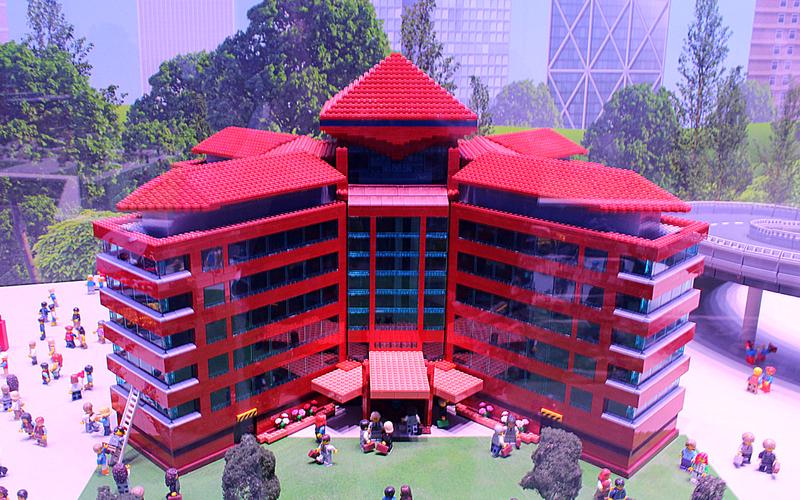 Lego Wesleyan