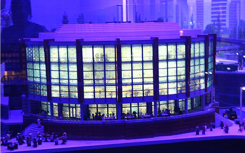 Lego Arena Birmingham
