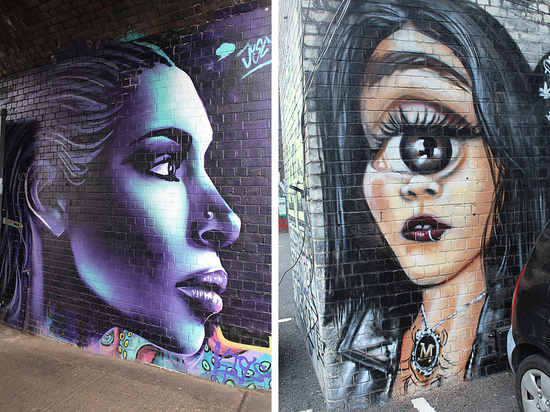 Graffiti Digbeth