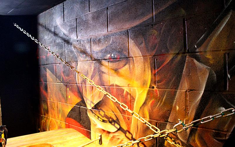 Freddie Krueger art