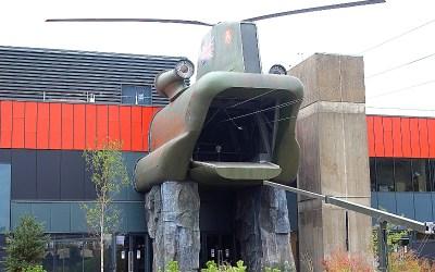 Bear Grylls Adventure Opens at the Birmingham NEC