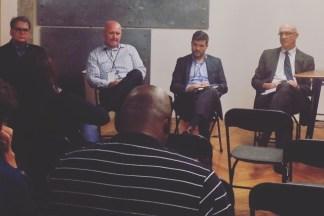 Telehealth Panel - Ned Thurman, Lloyd Sirmons, Alex Garos