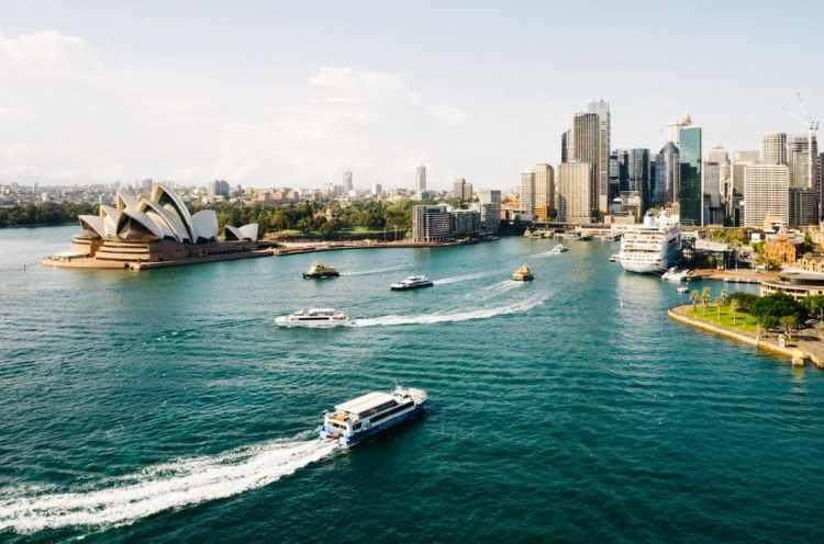 Australia bucket list Sydney