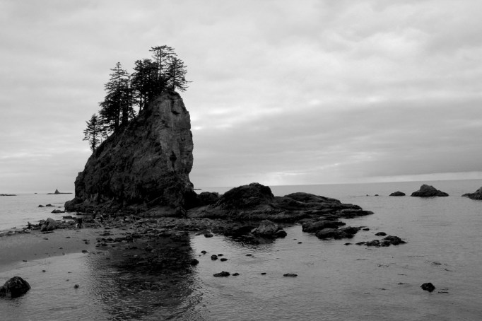 First Beach Amazing Rock   One Chel of an Adventure
