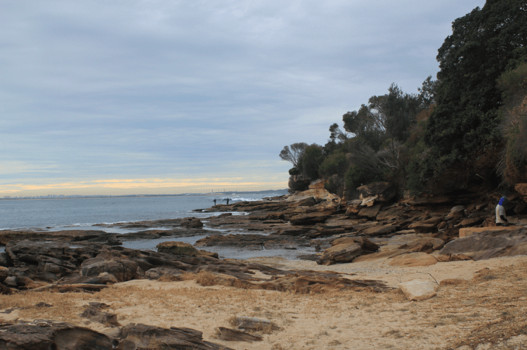 Jibbon Beach, Bundeena at Royal National Park