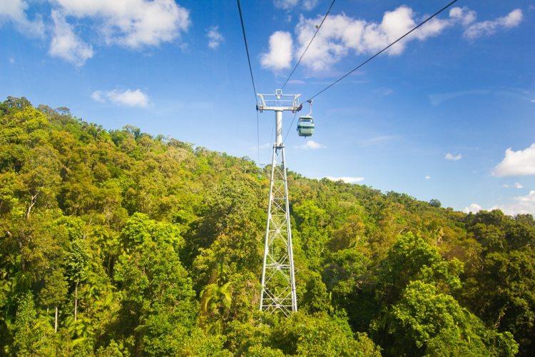Cairns Top 5: Kuranda Skyrail