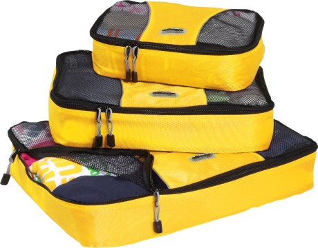 Packing Cubes | Ultimate Traveller Gift Guide